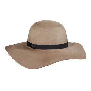 Maison Scotch Wide Rim Hat